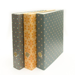 Ring Binder JACKIE (slim)
