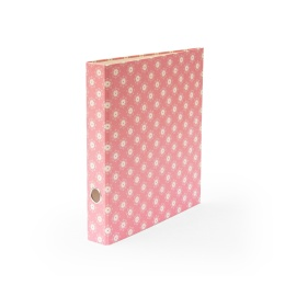 Ring Binder SUZETTE (slim) Pigalle