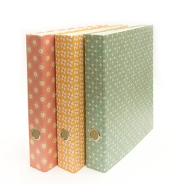 Ring Binder SUZETTE (slim) Montparnasse