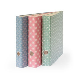 Ring Binder SUZETTE (slim)
