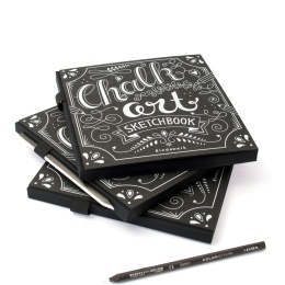 Sketch Book CHALK BOOK