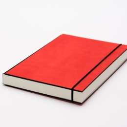 Sketchbook INSPIRATION COLOUR red | A5, 96 sheet blank 160 g
