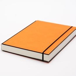 Sketchbook INSPIRATION COLOUR orange   A5, 96 sheet blank 160 g
