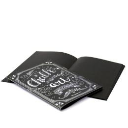 Sketch Booklet - unit (= 3 pcs.) CHALK BOOK