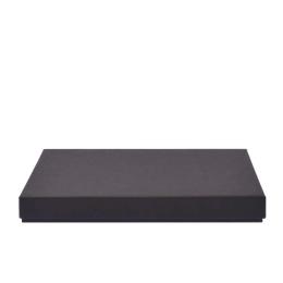 BLACK BOX black | A4, oversize