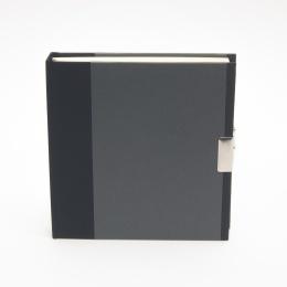 Journal TRUE COLOURS black/grey